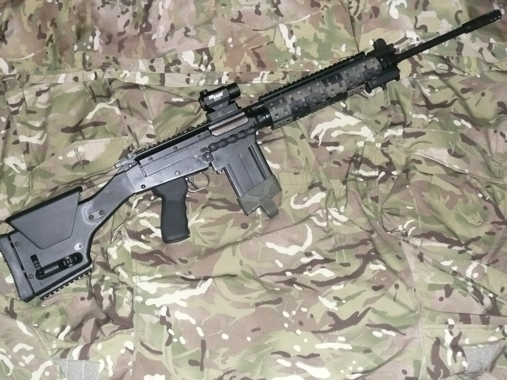 IMBEL M964 - FN FAL .308 Winchester (7,62 NATO)