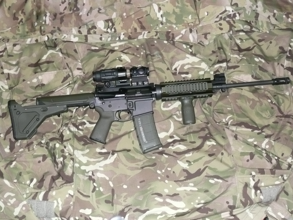 Col AR 15 .223 Remington (5,56 NATO)