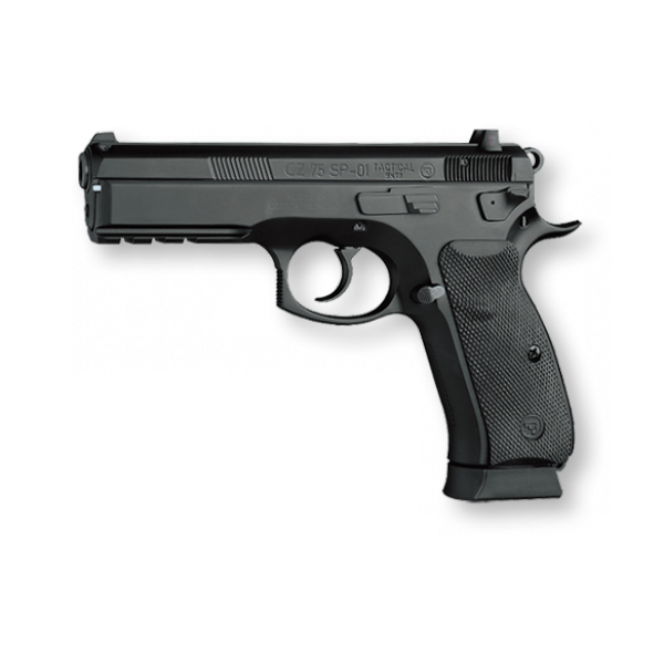 Pištoľ CZ 75 SP-01 TACTICAL 9X19