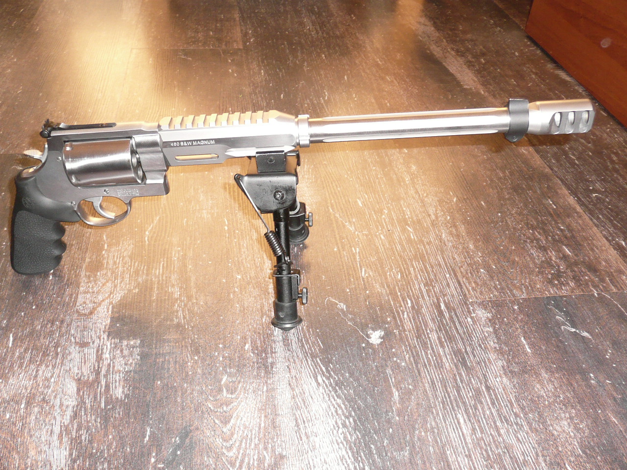 Smith & Wesson model 460XVR ™