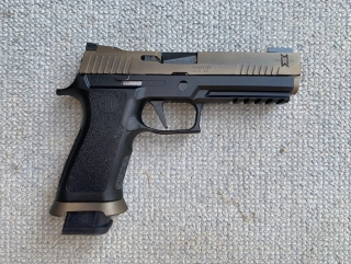 Sig Sauer P320 X Five Limited